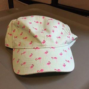 Women's flamingo hat